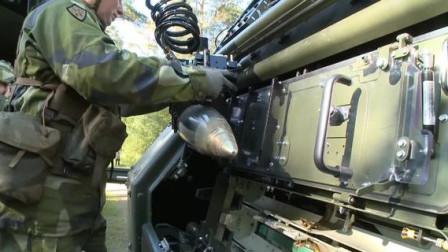 美国的智能火炮系统,来看看它有多先进