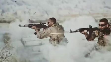 """敢和美军试一试,实拍""""中东硬汉""""伊朗陆军!"""
