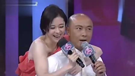 张卫健说老婆跟何美钿有点像,何美钿:当时你怎么没看上我呢?