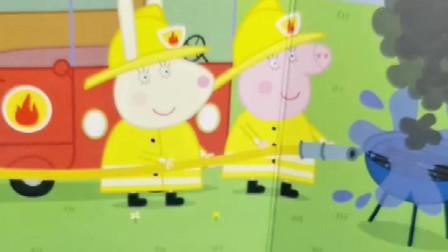 佩奇说猪妈妈最棒了,不仅会拉小提琴,还会做好吃的蛋糕!