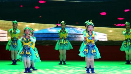 """2020""""点亮中国""""全国青少年儿童专题春晚江苏选区—《吉祥》星空舞蹈工作室"""
