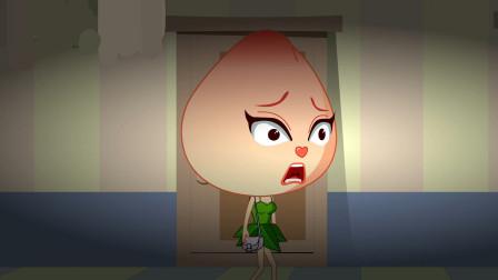 恐怖动画:诡异!昨天明明停电了,为什么早上起床灯却亮着?