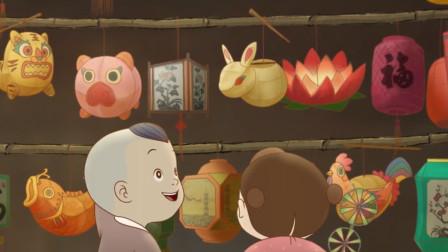 中国唱诗班系列动画:一个充满年味的视频,重现传统习俗!