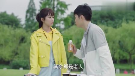 亲爱的热爱的:佟年喂韩商言吃东西,惨遭佟年吐槽:吃那么快,这可都是我的心血
