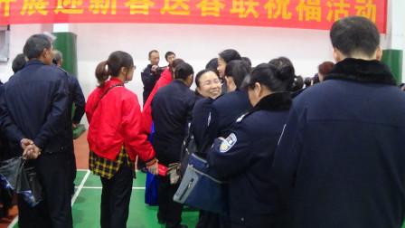 柳州监狱开展迎新春送春联活动