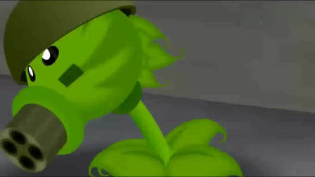 植物大战僵尸:蒙面僵尸变成了金刚狼,秒掉了豌豆兄弟