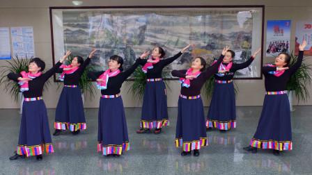 姐妹花舞蹈队2020年迎新春舞蹈表演(下)