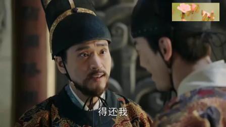 朱瞻基问三叔要人遭拒,你不知道你三叔是蒸不熟煮不烂的铜豌豆吗