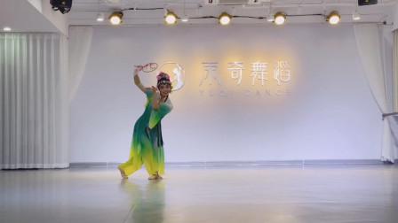 古典舞《芳春行》,基本功扎实,艺考通过没问题!