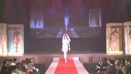 精彩模特内衣秀,美女丝袜走秀,时尚魅力