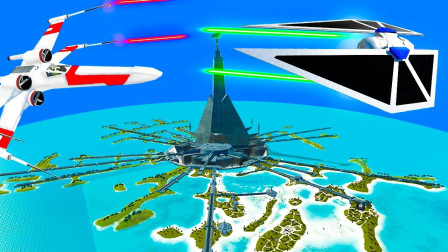 战地模拟器:星球大战!机甲战士出动!