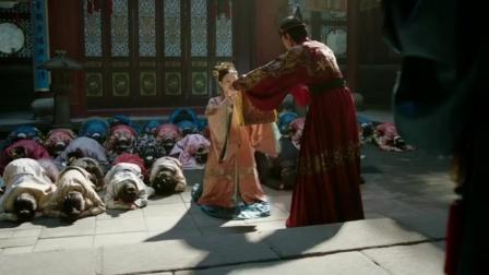 皇帝朱瞻基大发慈悲,解除了朱高煦的圈禁,汉王的表现让人泪目