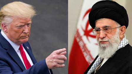 """激烈!特朗普被伊朗最高领袖当众羞辱""""懦夫"""" 一怒之下疯狂攻击"""