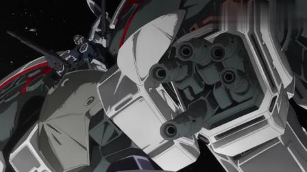 机动战士:T高达吸收了凤凰能量,随便一挥手便足以毁天灭地!