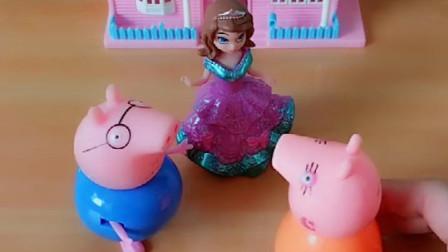 猪爸爸找了漂亮的小姐姐,不要佩奇一家了,猪爸爸也是没谁了