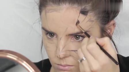 这化妆技术真的绝了