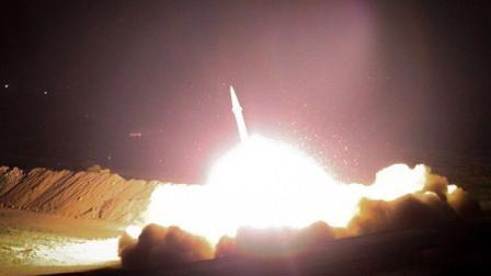 伊朗导弹袭击美军基地后,大批F35从邻国起飞,特朗普已骑虎难下