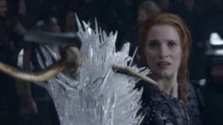 女儿被父亲残害,母亲愤怒觉醒冰雪女王,冰封全世界!