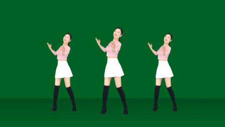 2020新年热门歌曲《一起红火火》动感活力健身操