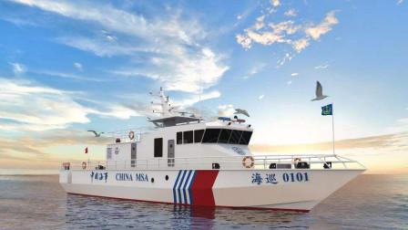 又一艘万吨船在造船厂开工,这次却已不是055,用途几乎无可替代