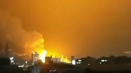 贵州一化工厂燃爆系硫醚燃烧:未检测出毒害气体1人仍处失联