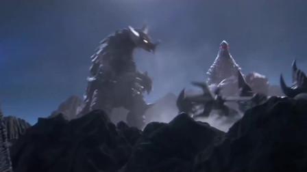 无尽的圣战:雷德王和哥莫拉超厉害进化,看起来更威猛了!