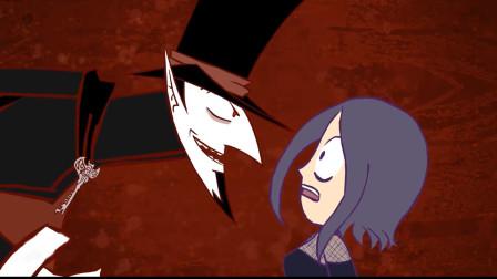 筷子吸血鬼系列,女孩误入城堡,吸血鬼强娶民女!