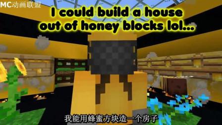 我的世界动画-为什么没有蜂蜜工具-Orepros