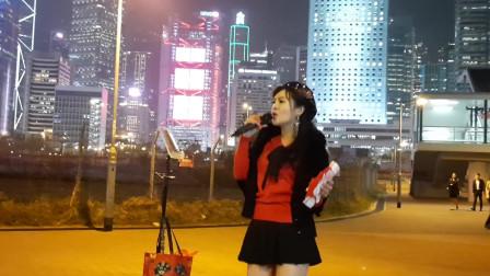 香港歌手小红翻唱《歌在飞》,被翻唱最好听的一次