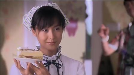 一千滴眼泪:朱茵亲手制作的美味,往事如风蛋糕,一口下去让人幸福的流泪