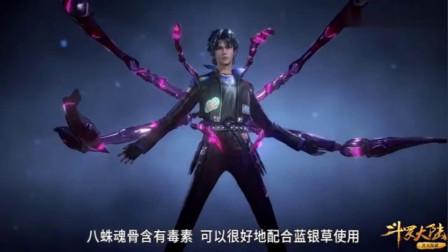 斗罗大陆:雷动的武魂雷蛛和唐三的八蛛魂骨很相似,小舞有危险了