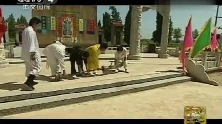 梅花拳师祖舞动起两百多斤的春秋大刀,折服了在场的所有观众