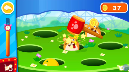 宝宝巴士之321 宝宝游乐园 宝宝巴士动画片 亲子益智游戏 儿歌 宝宝巴士大全