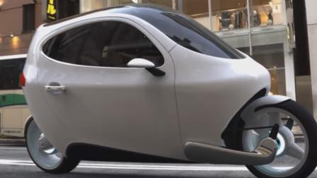 美国发明15万的电动车,撞都撞不倒,车内智能控制系统