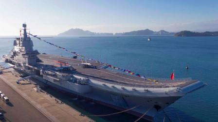 抢在中国前面服役,英新航母出了大问题,国际评论:山东舰不一般