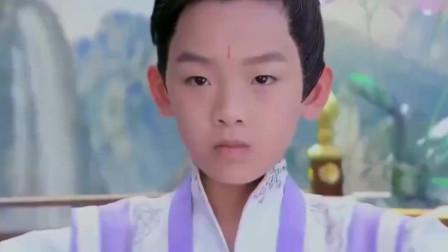小孩第一次召唤自己星韵,剑仙师傅惊了,竟是上古神兽!