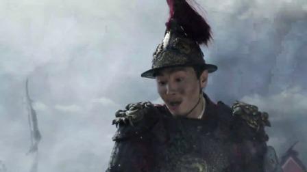 祁鈺披上戰甲上陣殺敵戰場斬殺一員大將網友祁鈺拿到一血
