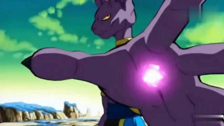 大神自制动画,破坏神胖布欧VS比鲁斯,跨次元的强者对决