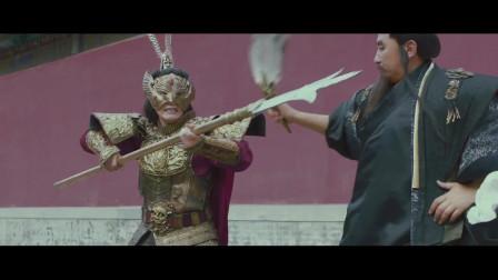 电影《狄仁杰之天神下凡》:狄仁杰断案如神。