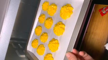 奶油泡芙这样做,孩子爱吃不用去外面买了!