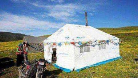 为何西藏路边的白色帐篷不要随意进去,网友:有啥猫腻?