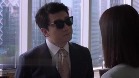 《精英律师》何赛说戴曦没实力,被建议去看心理医生,哈哈!