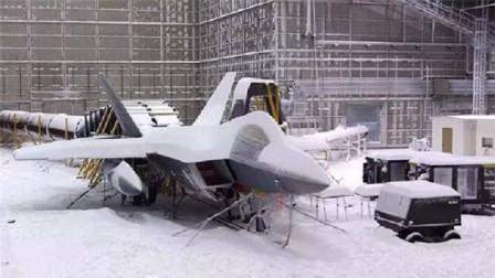 """揭秘美国最大的黑科技!飞机冷冻""""冰箱""""!冷冻飞机你见过吗"""