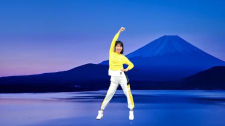阿采原创广场舞 懒人扭腰健身操一看就会,扭掉肥肉,扭出小蛮腰