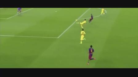 巴萨留下了很多精彩进球,你觉得这个进球可以排第几