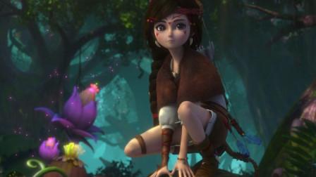 熊出没中被人遗忘的角色,最可惜的是纳雅,性格和长相没得挑