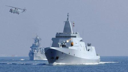 2020年,中国海军还会下水多少艘055?美专家:答案让我难以置信
