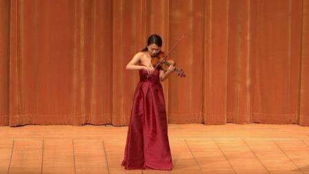 帕格尼尼最难的小提琴随想曲第4首,超越第24首的难!