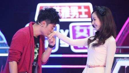 """""""小贤一菲""""合体,陈赫娄艺潇唱《因为爱情》,甜蜜演唱让人沉醉"""