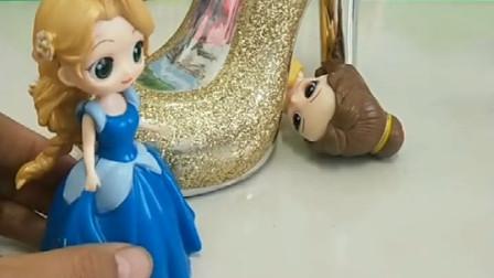花仙子抓了贝儿,因为大家投诉了贝儿,白雪还来救贝儿!
